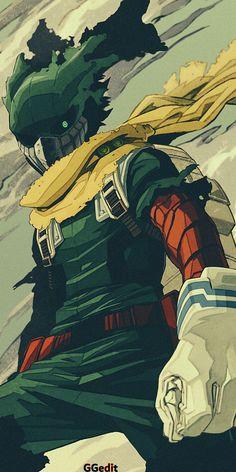 Izuku Midoriya 〣 My Hero Academia