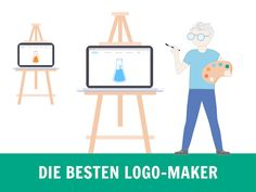 Beste Logos, Software, Logo Maker, Family Guy, App, Tools, Fictional Characters, Create Own Logo, Create Logos