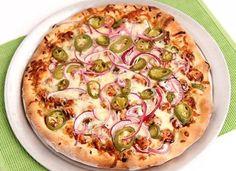 Pizza Recipe-BBQ Chicken Pizza #PizzaRecipe #BBQChickenPizza