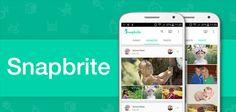 #Snapbrite crea una timeline con #foto e #video dei vostri #figli  http://xantarmob.altervista.org/?p=34814   #android #kids #cloud