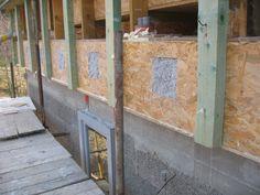 Detail zaizolovanej strechy fúkanou celulózovou izoláciou CLIMATIZER PLUS