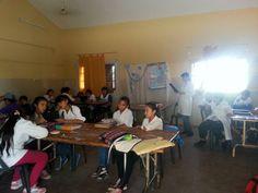 Talleres de violencia de género y trata de personas en el Quebrachal, Salta .Equipo #Trendelainclusion Eva Perón