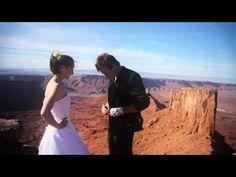 Artsy Climbing Wedding Film