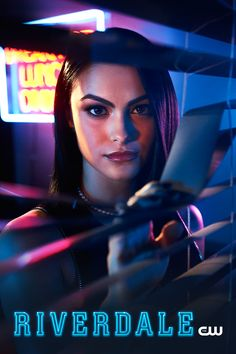 Camila Mendes is Veronica Lodge. Riverdale premieres Thursday, January 26 at 9/8c on The CW!