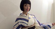 やっぱり素敵。宮沢りえさんが最新の着物姿を披露〜♪   趣通信