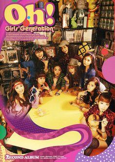 Girls' Generation - Oh