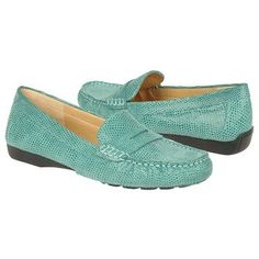 Women's Naturalizer Lohan Turquoise Foiled Lth Naturalizer.com
