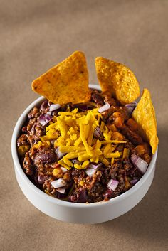 The house chili con carne is likely to leave you begging for more.