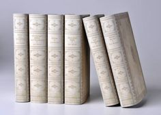 Jane Austen Leather bound books. WANT.