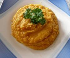 Rezept Süßkartoffelbrei mit Karotten/Möhren u. Reismilch von probierwasneues - Rezept der Kategorie Hauptgerichte mit Gemüse