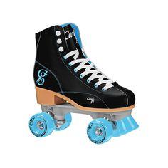 Women's Roller Derby Candi Grl Sabina Quad Skates, Black