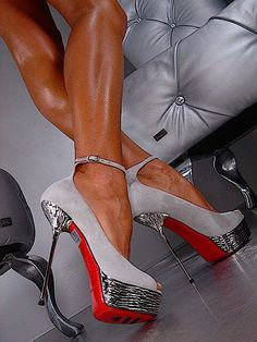 Gianmarco Lorenzi Shoes uploaded by ♛Luxurious Life♛ Sexy High Heels, High End Shoes, Hot Shoes, Me Too Shoes, Stilettos, Stiletto Heels, Zapatos Shoes, Shoes Heels, High Heels
