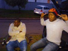 Weekend at Soweto