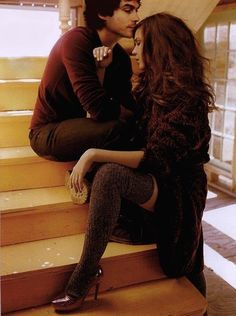 Nian. Nina Dobrev & Ian Somerhalder ♥
