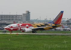 I have seen this plane at BWI