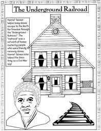 Harriet Tubman Information Page