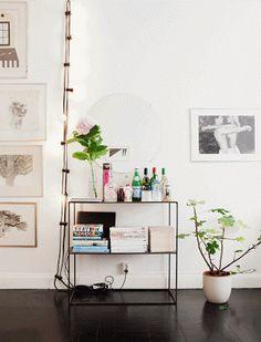 Hannas Room: Plaza Interior - My place - lights