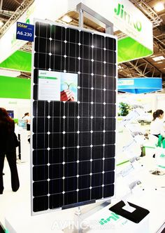 #Jinkosolar Plans to Build a #SolarCell & Module Manufacturing Facility in #Penang #Malaysia #SolarPV #RenewableEnergy