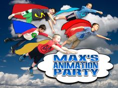 Max's Animation Party
