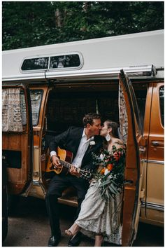 Hope you all had a great weekend. I'm gonna hit the hay✌️ . Wedding Vans, Boho Wedding, Dream Wedding, Ethereal Wedding Dress, Ottawa Valley, Ceremony Backdrop, Elopement Inspiration, Love Photos, Camper Van