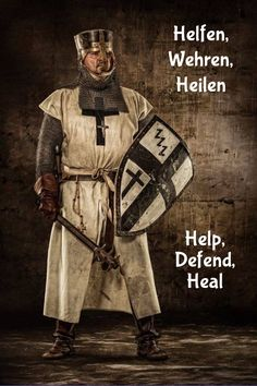 Check out my new PixTeller design! :: Motto of the Teutonic Knights