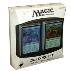 Magic the Gathering: 2015 Core Set - Two-Player Clash Pack (Black Friday) - $20