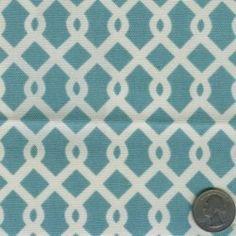 Turquoise fabric, $9.95