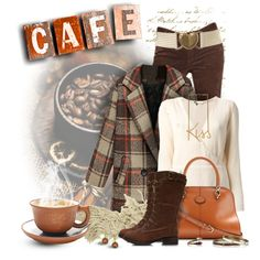 """""""Coffee Date"""" by crapiblogabout"""