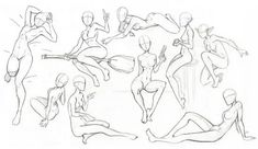 Drawing Cartoons – Learn How To Draw Body Reference Drawing, Drawing Reference Poses, Hand Reference, Drawing Tips, Sketches Tutorial, Poses References, Art Poses, Drawing Base, Art Drawings Sketches