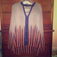 Plus Blouse Forever 21 size 3X rarely worn top Forever 21 Tops Blouses