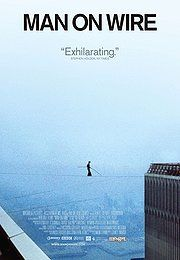 On August 7, 1974, a 24-year-old French high-wire artist named Philippe Petit committed one of the most astonishing performance stunts of the late 20th century: he strung a thin cable in between the two towers of the World Trade Center and not only walked across, from one building to another, but did a nerve-wracking series of knee-bends and acrobatic movements on the cable, some 1,350 feet above the ground, before turning himself in.