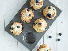 Unsere Lieblingsrezepte für Muffins - alle auf einer Pinnwand!