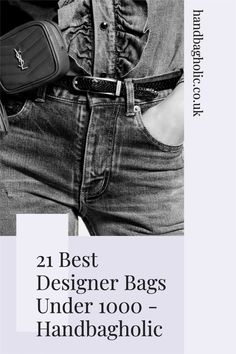Discover the 21 BEST designer bags UNDER £1,000 in my latest video and blog review. Shop the bags and watch the video to find the perfect designer handbag for you. #DesignerBags #DesignerBagsUnder1000 #DesignerHandbags Buy Louis Vuitton, Louis Vuitton Speedy Bag, Quilted Leather, Cowhide Leather, Saint Laurent Handbags, Best Designer Bags, Nylon Tote Bags, Branded Bags