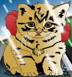 IMAGES OF BLACK JACK game CARTOONS | Casino Kitty Archives - Mobile Casino Association Organization ...