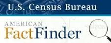 American FactFinder is your source for population, housing, economic and geographic information. Find popular facts (population, income, etc.) and frequently requested data about your community.