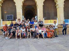 Viaje a India del Norte PERIPLOS 2017 - el grupo