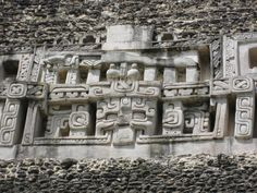 Belize Mayan Ruins ~ Xunantunich ~ San Jose Succotz Archaeological Site