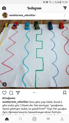 25 Ideas montesorri - Educaciín Preescolar - Alumno On - Montessori ideas Motor Skills Activities, Preschool Learning Activities, Indoor Activities, Infant Activities, Teaching Kids, Kids Learning, Montessori Preschool, Activities For 3 Year Olds, Transportation Activities