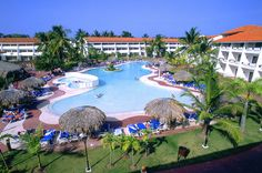 Descriptions of the all-inclusive resorts in the Dominican Republic, where you can get your meals, drinks, and activities included in one low price.