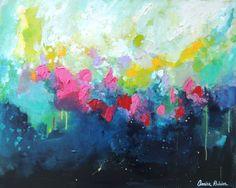 New: Meditative Abstracts – The Art of Amira Rahim