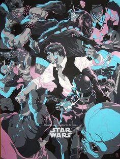 Tomer Hanuka - Star Wars
