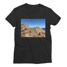 Window of Paradise -Women's Short Sleeve T-Shirt