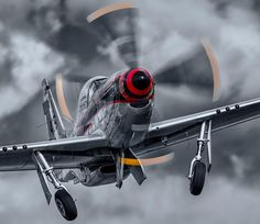 F-51D Mustang Please don't forget to credit @JN_PHOTO.SE