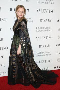 Diane Kruger in Valentino. See more of this week's best dressed on BAZAAR: