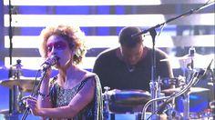 "Massive Attack, ""Teardrop"" @ Jimmy Kimmel Live! Los Angeles, CA 5/21/10"