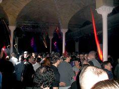 Gretchen Club, Berlin. Club to listen to good dj-producers.