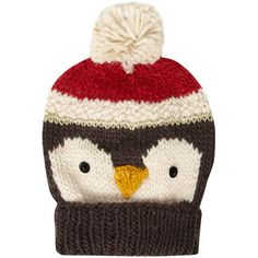 Dorothy Perkins Christmas penguin hat