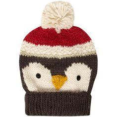 Dorothy Perkins Christmas penguin hat