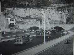 O Túnel Engenheiro Coelho Cintra, inaugurado como Túnel Carioca, mas mais popularmente conhecido como Túnel do Leme, inaugurado em Março de 1906; - O Túnel Engenheiro Marques Porto, inaugurado em 1949.