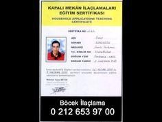 GÖZDE BÖCEK İLAÇLAMA 05356405456